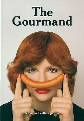 The Gourmand Magazine - A Food & Culture Journal - Issue 8