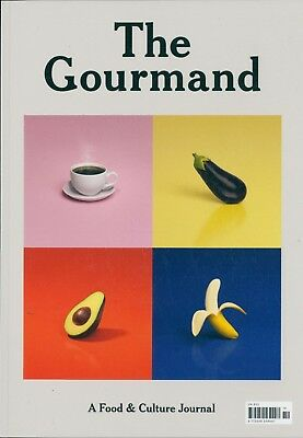 The Gourmand Magazine - A Food & Culture Journal - Issue 10