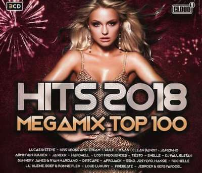 NEU CD  - Hits 2018: Megamix Top 100 #G59921617