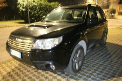SUBARU Forester 2.0D X BR