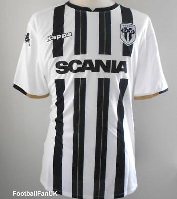 SCO ANGERS Kappa Home Football Shirt 2018-2019 NEW Men's Jersey Maillot Domicile