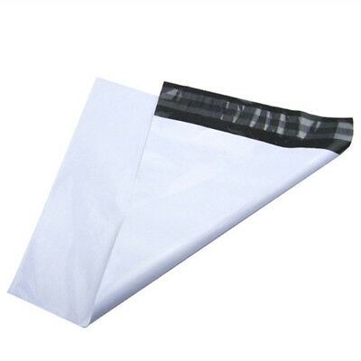 White Plastic Bag Self Adhesive Mailing Bag Poly Envelope Shipping Package