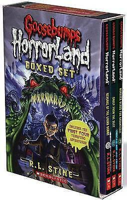 Stine, R.L. : Goosebumps Horrorland Boxed Set