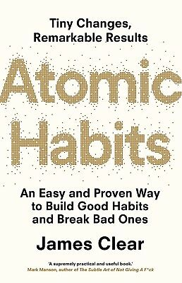 Atomic Habits: An Easy & Proven Way to Build Goods 📧⚡Email Delivery(10s)⚡📧