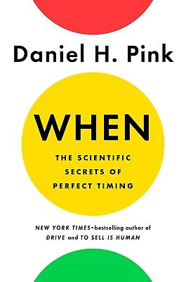 When: The Scientific Secrets of Perfect Timing 📧⚡Email Delivery(10s)⚡📧