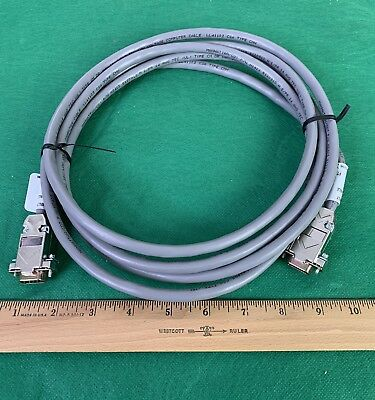 Manhattan Computer Cable Assembly M3243 9 pin male, 10 feet,
