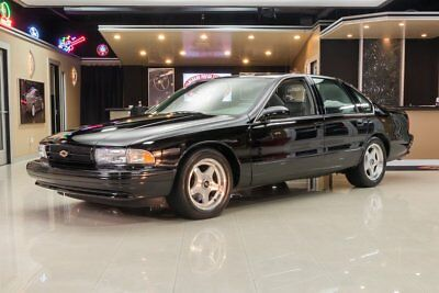 1996 Chevrolet Impala SS 1 Owner, 16k Original Miles! GM LT1 V8, Automatic, Clean Carfax, Time Capsule!
