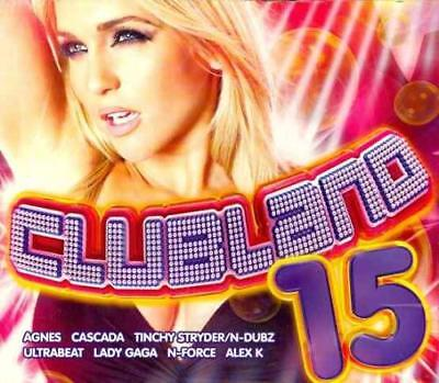 Various Artists - Clubland, Vol. 15 New Cd