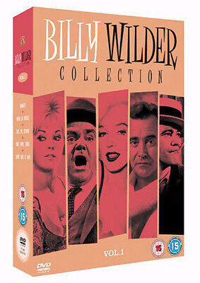 Billy Wilder Collection Vol. 1 Two Threesome Like It Hot Dvd New Region 2