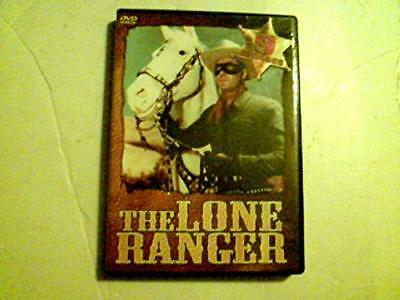 The Lone Ranger 9 Episodes (DVD) NEW