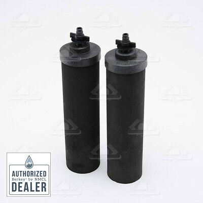 2 Black Berkey, BB9-2 Replacement Black Purification Elements, Free Shipping