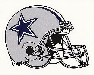 b82b983e 25 - DALLAS COWBOYS - HELMET - NFL - Window or Bumper Stickers MINT ...