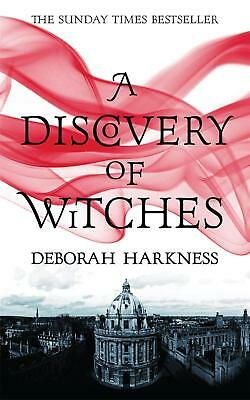 Discovery of Witches: Now a major TV series (All Souls 1) by Deborah Harkness (E