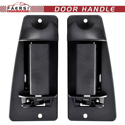 Extended Cab 3rd Third Side Door Handle Left  Right for Chevy Truck 15758172