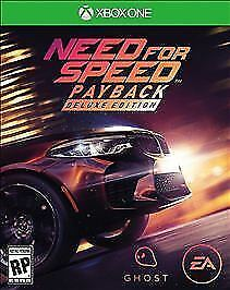 Xbox One : Need for Speed Payback Deluxe Edition - VideoGames