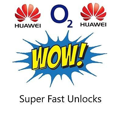 Unlocking Service For O2 Huawei P20 P10 P9 Unlock Code Service For O2