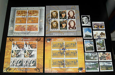 Kosovo, 2013, Complete Year Set,some Sheets Cto, Nice!! Lqqk!!