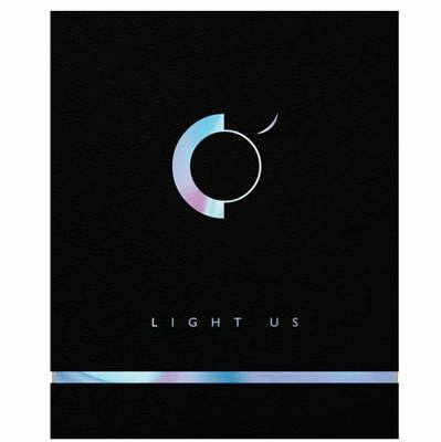 "K-POP ONEUS 1st Mini Album ""LIGHT US"" Official - 1 Photobook + 1 CD Free Ship"