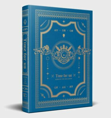 "K-POP GFRIEND 2ND ALBUM ""Time for us"" Limited Ver - 1 Photobook + 1 CD Free Ship"
