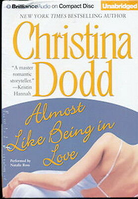 Audio book - Almost Like Being In Love by Christina Dodd   -   CD