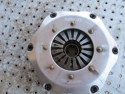Nascar Tilton 7.25 Clutch 3 Disc Ot-Ii Race Clutch .100 Disc 29 Spline