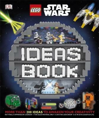 LEGO Star Wars Ideas Book Hannah Dolan