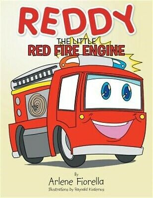 Reddy the Little Red Fire Engine (Paperback or Softback)