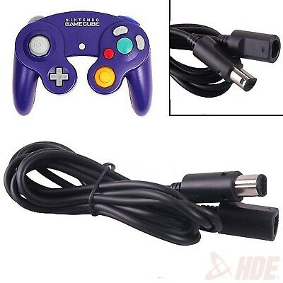 Gamecube Controller Extension Cable Video Game Cable Cord for Nintendo NGC Wii