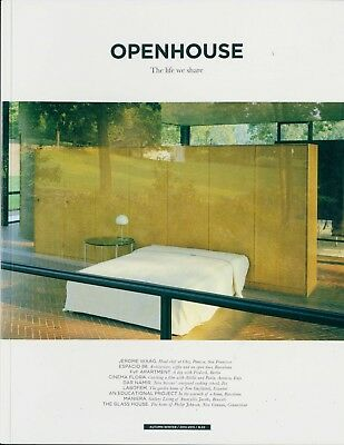Openhouse - Issue 2 (Art, Design, Lifestyle, Culture)