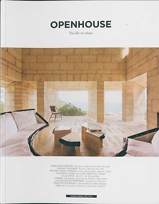 Openhouse - Issue 3 (Art, Design, Lifestyle, Culture)