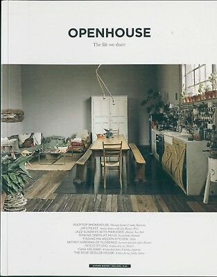 Openhouse - Issue 4 (Art, Design, Lifestyle, Culture)