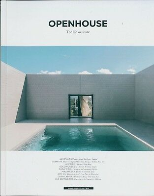 Openhouse - Issue 5 (Art, Design, Lifestyle, Culture)