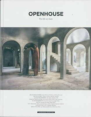 Openhouse - Issue 6 (Art, Design, Lifestyle, Culture)
