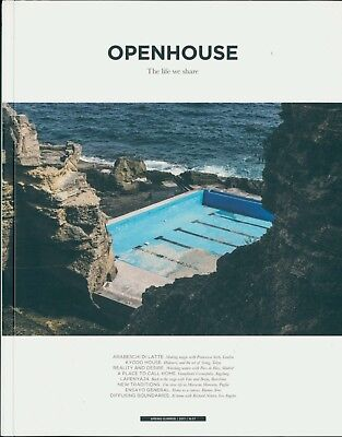 Openhouse - Issue 7 (Art, Design, Lifestyle, Culture)