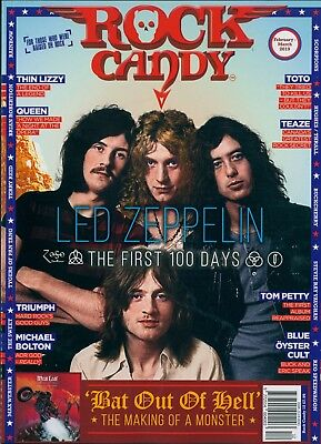 Rock Candy - Issue 12 - Led Zeppelin