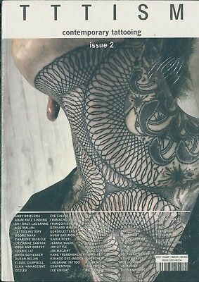 TTTISM - Contemporary Tattooing - Issue 2 - Cover 2