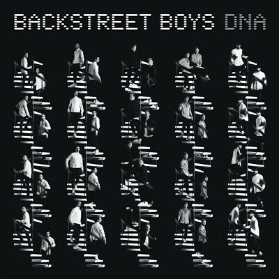 Backstreet Boys DNA CD New 2019