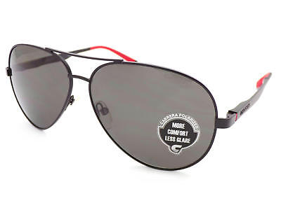 6e65de535 CARRERA 8010/S Polarized Sunglasses Matte Black/ Dark Grey Polar Lenses 003  M9