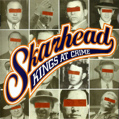 Skarhead - Kings At Crime CD NYHC WARZONE YOUTH OF TODAY MADBALL DMS JUDGE