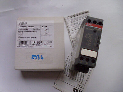 1SVR730712R0200 ABB relai thermique protection motor overload relay 24-240AC/DC