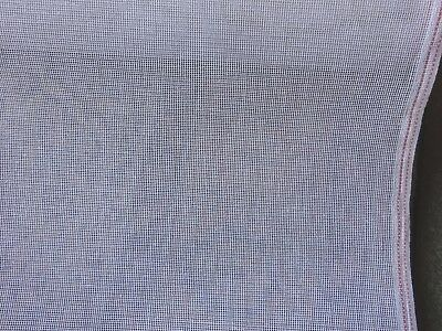 White Mono Tapestry Needpoint Canvas 14 HPI per 1/2 metre long x 1 M wide