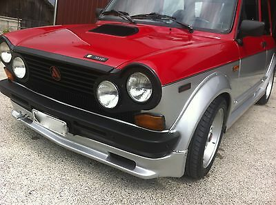 Autobianchi Lancia A112 Abarth RS Angsten 70 PS,-Originaler perfekter Zustand