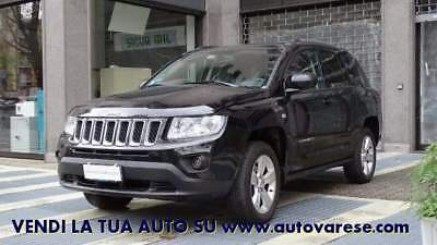 JEEP Compass 2.2 CRD Limited 4x4 1PROP.