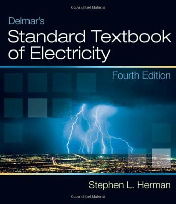 Delmar's Standard Textbook of Electricity by Stephen L. Herman…