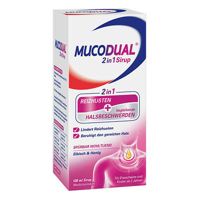Mucodual 2in1 Sirup 100ml PZN 14164857