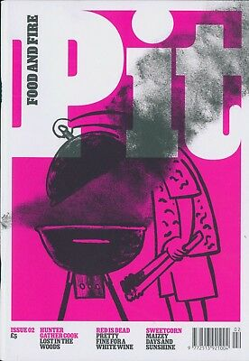 Pit Magazine - Issue 2 (BBQ & Outdoor cooking)
