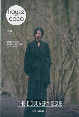 House of Coco - Issue 8 - The Discovery Issue