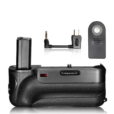 Neewer Infrared Remote Control Battery Grip for Sony A6300 SLR Digital Cameras