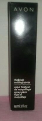 AVON True Color Makeup Setting Spray! New in Box.