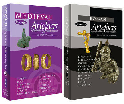 Buy both Benet's Roman and Benet's Medieval Artefacts for only £40 - save £10